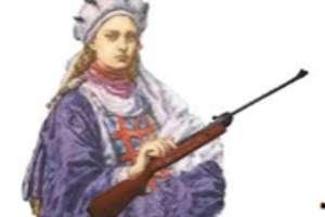 Rymowane zaproszenie na zawody strzeleckie z okazji Dnia Kobiet