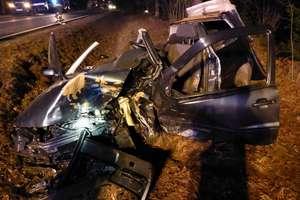 Strażacy podsumowują tydzień: niebezpieczny wypadek w Zgonie