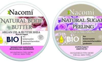 Kosmetyki pachnące różą – Nacomi