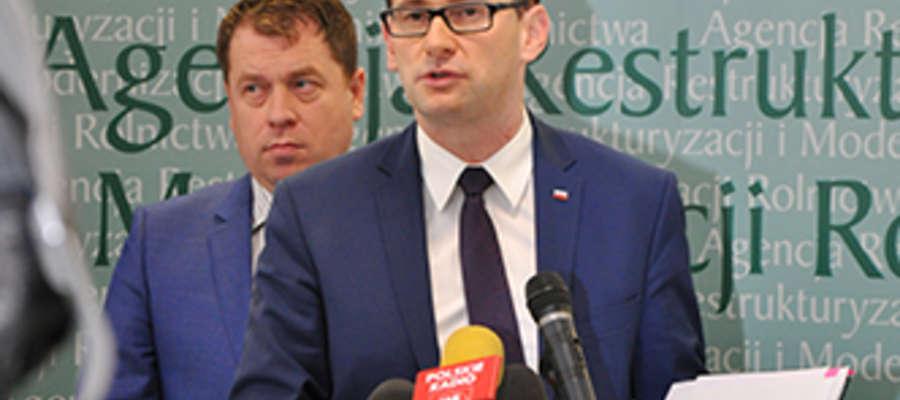 Daniel Obajtek, prezes ARMiR