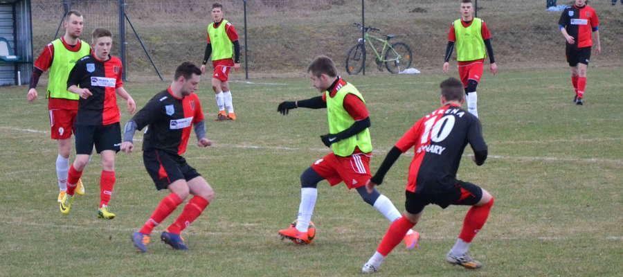 Piłkarze Syreny Młynary tym razem nie wybiegli na boisko