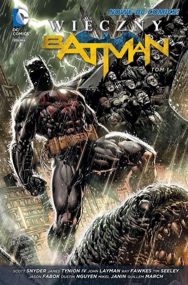 Efektowny Batman [RECENZJA] - full image