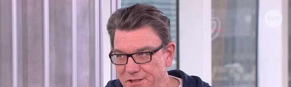 Mirosław Zbrojewicz - filmowy twardziel i gangster