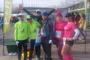 Grono mrągowskich maratończyków powiększa się