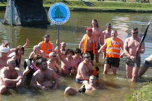 III Pływanie Morsów w Łynie