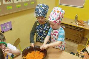 Przedszkolaki obiecały, że będą dbać o zdrowie