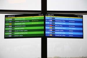 Dokąd powinny latać samoloty z lotniska Olsztyn - Mazury