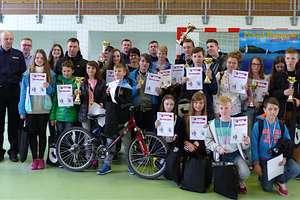 Uczniowie ZS w Pieckach laureatami Powiatowego Turnieju BRD
