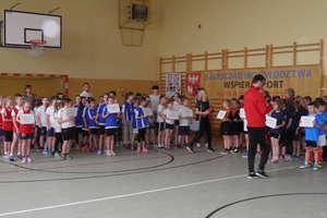 Wojewódzkie zmagania w szkole w Tereszewie