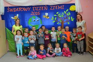 Światowy Dzień Ziemi w Przedszkolu Gminnym Nr 1 w Bartoszycach