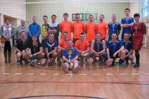 Finał XI Turnieju Halowej Piłki Siatkowej