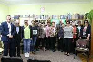 Niecodzienny wykład w iłowskiej bibliotece