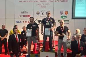 Srebrny medal dla Kamila Wojciechowskiego