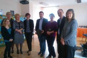 Polsko- Belgijska wymiana doświadczeń w MOPS w Nidzicy