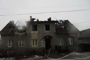 Pożar zabrał im dom, ale dał wiarę w ludzi