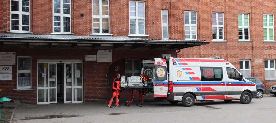 Szpital w Giżycku