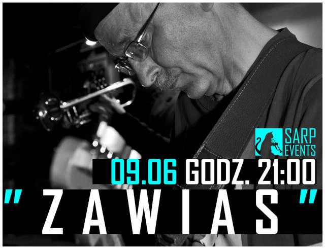 Koncert Krzysztofa Zawiasa Zawistowskiego - full image