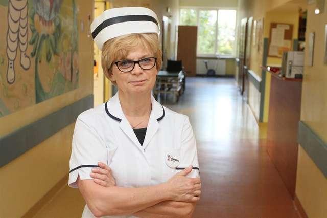 Maria Danielewicz, Przewodnicząca ORPiP - full image