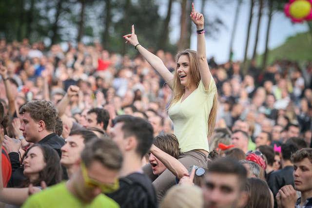Kortowiada 2016. Fantastyczne zdjęcia z koncertów gwiazd na górce! - full image
