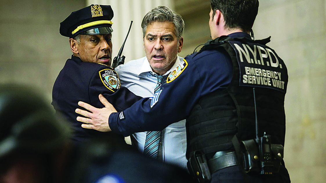 Lubisz Clooneya? Złap bilet na dramat z jego udziałem lub na inny film!