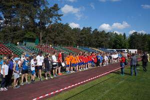 Młodzi lekkoatleci już po mistrzostwach