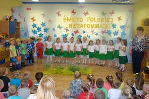 Święto Niezapominajki w przedszkolu nr 2