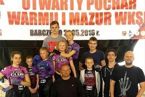 UKS Fight Club Mrągowo rozpoczął sezon 12 medalami!