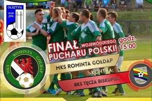 Zwycięstwo Rominty w 32. kolejce III ligi. W czwartek wyjazd na Puchar Polski!