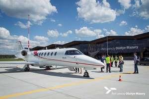 Kanadyjski producent samolotów na lotnisku Olsztyn-Mazury