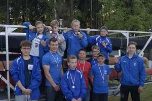 13 medali trafiło do kolekcji zawodników Koszałka