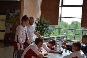II Integracyjny Turniej Halowej Piłki Nożnej w Olecku