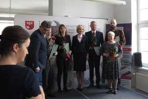 Laureaci literackiej nagrody Wawrzyn 2015 gościli w Działdowie