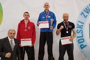 Wojtek i Damian na najwyższym stopniu podium w Ostrowcu