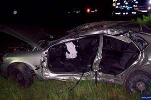 Tragiczny wypadek pod Lubominem