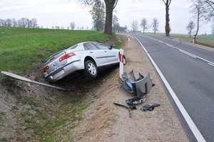 Majówka na warmińsko-mazurskich drogach: 8 wypadków, 113 kolizji