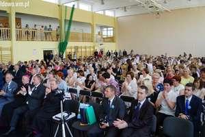 Uroczystość 20 lecia Liceum Ogólnokształcącego nr 2  w Działdowie [zdjęcia, film]