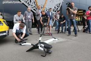 Debata o dronach w Porcie Lotniczym Olsztyn-Mazury