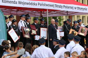 Dzień Strażaka w Olsztynie. Niech żałuje ten, kto się nie wybrał!