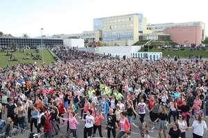 Charytatywny Maraton ZUMBA na Kortowiadzie