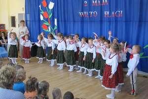 Święto Flagi w przedszkolu przy Grunwaldzkiej