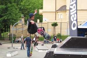 Skatepark powraca do Broken Ball'a