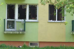 Tragedia w Kętrzynie. W mieszkaniu na Westerplatte zmarły dwie osoby