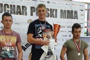 Dominik Jusis był najlepszy na Pucharze Polski w Sochaczewie