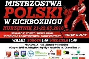 Weekend z Mistrzostwami Polski w Kurzętniku