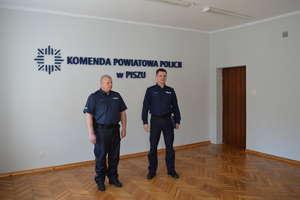 Nowy komendant Komisariatu Policji w Rucianem-Nidzie
