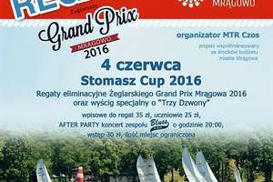 Nowa formuła wyścigów w regatach STOMASZ Cup