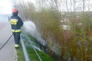 Podsumowanie tygodnia straży pożarnej: 13 interwencji w powiecie