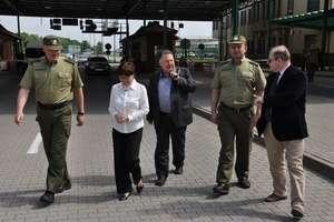 VIS a odprawy graniczne na przejściach z Federacją Rosyjską