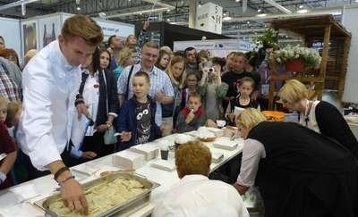 Smacznie w Ostródzie, czyli festiwal smaków i Karol Okrasa