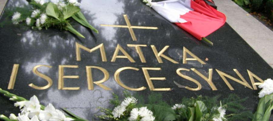 Mauzoleum Matka i Serce Syna na wileńskiej Rossie, uroczystości 80-lecia śmierci Piłsudskiego w roku 2015